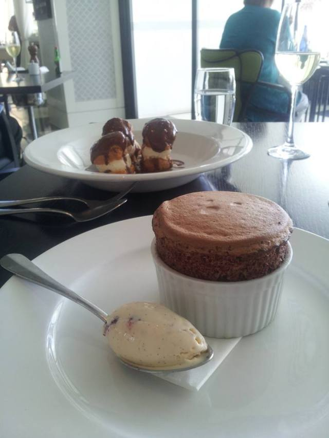 Our desserts!
